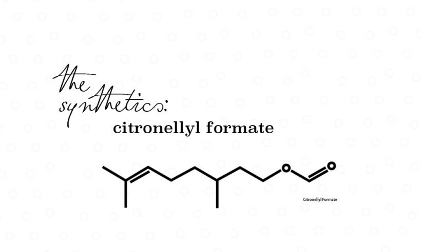citronellyl-formate